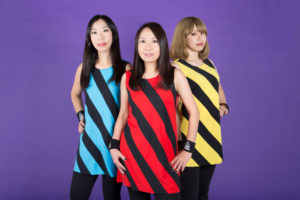 ** SOLD OUT ** Shonen Knife (Jap - Excl. NL show) ALIVE in EUROPE 2019 + Les Robots