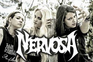 NERVOSA (Br) + Rezet (D)