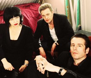 BIG SEXY NOISE (Lydia Lunch/James Johnston/Ian White) + PIG FRENZY