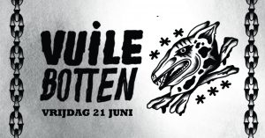 HKU presents Vuile Botten > Vieze Punk met Daisy Daisy + Pistols & Palm Trees + Poussin + Birth of Manuel