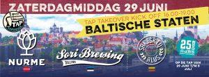 Tap Take Over #32 Baltische staten