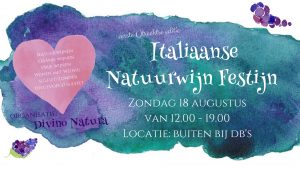 eerste Utrechtse editie Italiaans Natuurwijnfestijn