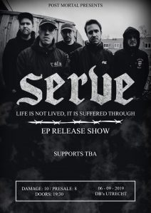 Ep Release SERVE