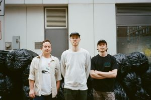 dB's & TiVre present B Boys (Usa - Captured Tracks) + Global Charming