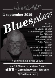 Blues Place - a tribute to Cees van Leeuwen