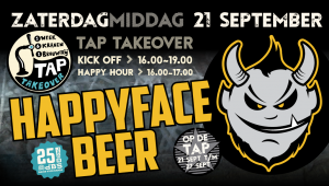 Tap Takeover #33 Happyface