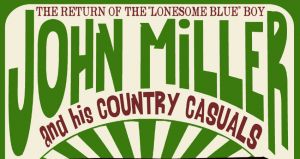 ** Uitgesteld** Easter Sunday Country Music Festival feat. Emma Nelson (UK) + John Miller & the Country Casuals + Jo & the Folk + The Pretty Polly's + Jesus Evil Highway