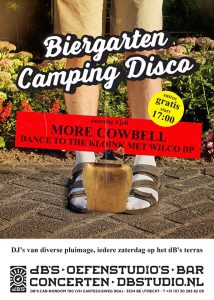 Biergarten Camping Disco > Do the Kloink > More Cowbell