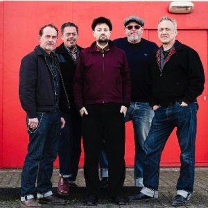 Tim Knol & the Blue Grass Boogiemen - 1e show