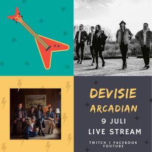 Live Stream > De Visie + Arcadian