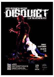 The Show Must Go ONline met DISQUIET