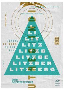 The Show Must Go ONline met Litzberg
