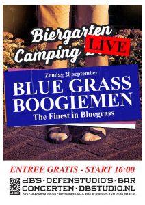 dB's Buiten met THE BLUE GRASS BOOGIEMEN (No. 1 in Bluegrass)
