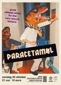 The Show Must Go ONline met Paracetamøl
