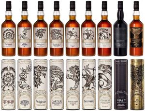 Café DeRat benefiet Game of Thrones whisky tasting
