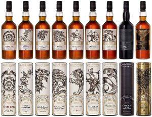 Café DeRat benefiet Game of Thrones whisky tasting