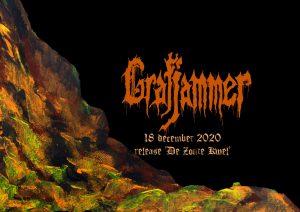 *Uitverkocht* GRAFJAMMER release shows #1 & #2 voor DE ZOUTE KWEL