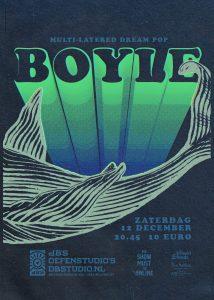 The Show Must Go ONline presenteert BOYLE