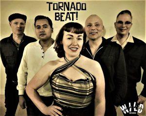 Verplaatst naar 21 februari* Uitverkocht* Boppin' The Rock presents TORNADO BEAT