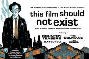 *Uitgesteld naar 26 maart* DB's Music Cinema presenteert THIS FILM SHOULD NOT EXIST
