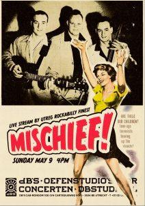 MISCHIEF - Live Stream