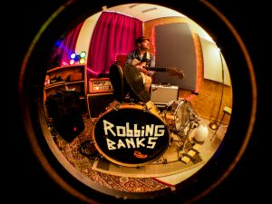ROBBING BANKS - live stream