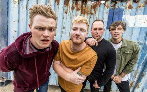 THE BOTTOM LINE (UK pop punk) + support