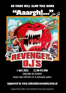 REVENGE OF THE DJ'S - ism ACU en RADICAL SOUND SYSTEM