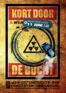 KORT DOOR DE BOCHT - Live stream met een beetje publiek