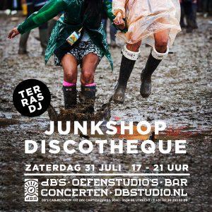 TERRAS DJ Junkshop Discotheque