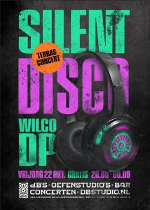 TERRAS DJ > STILLE DISCO met WILCO DP