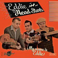 Boppin' the Rock presents EDDIE & THE HEAD-STARTS (FR)