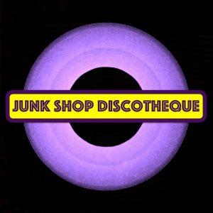 dB's op locatie in de Uitalage met Junkshop Discotheque