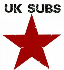 UK SUBS + support